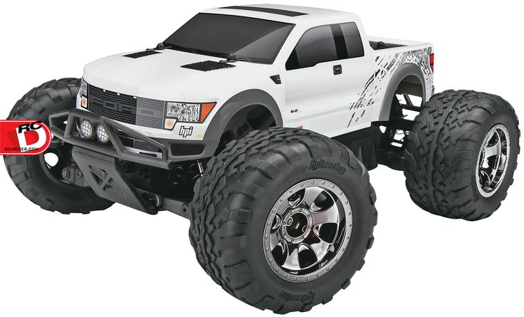 HPI Savage XS Flux Ford SVT Raptor 4WD RTR