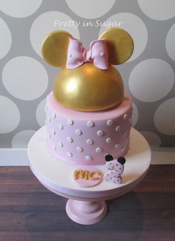 1826 best Mickey Mouse Minnie Mouse cakes images on Pinterest