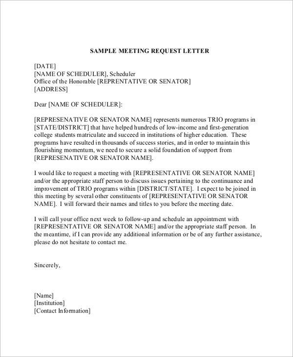 Sample Sponsorship Letters