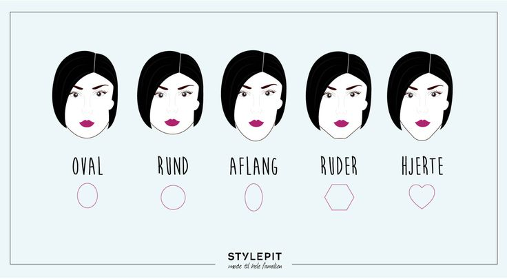 På bloggen viser Vild Med Dans Makeup-Artist Ann Lykke hvordan du finder frisuren til din ansigtsform!