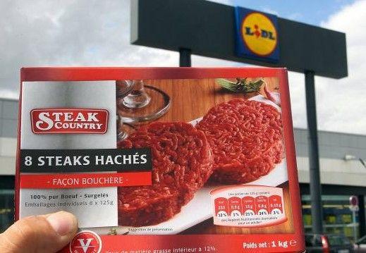 Bactérie E.coli : le producteur des steaks hachés contaminés condamné à deux ans ferme