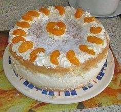 Die weltbeste Käsesahne -Torte (Rezept mit Bild) | Chefkoch.de