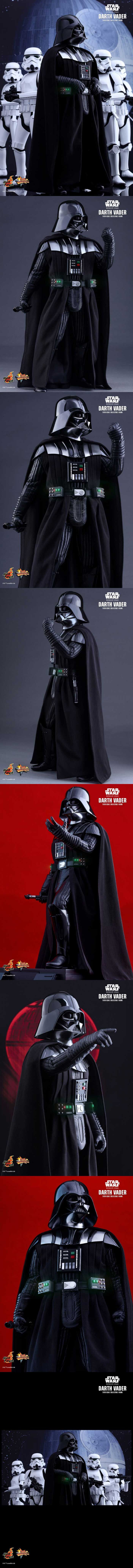 [Rogue One: A Star Wars Story - 1/6th scale Darth Vader Figure]