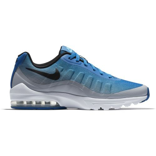 Nike Men's Air Max Invigor Running Shoes (Blue Jay/Black/Wolf Grey/Blue Fury, Size 12) - Men's Running Shoes at Academy Sports