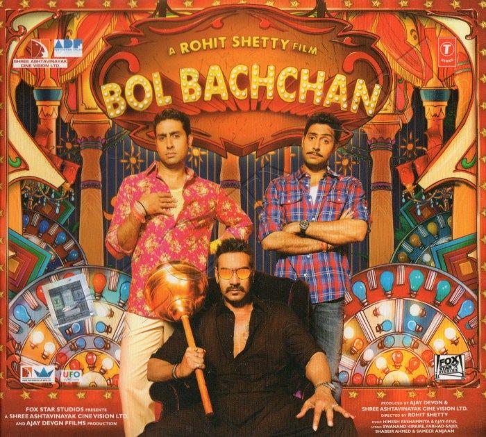 Bol Bachchan [2012 - FLAC]