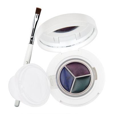 New CID Cosmetics i - gel Long Wear Gel Eye Liner Trio with Brush