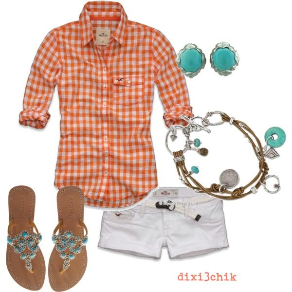 Casual Outfit: Short, Outfit Ideas, Style, Clothes, Spring Summer, Summer Outfits, Fashionista Trends, Casual Outfits, Shirt