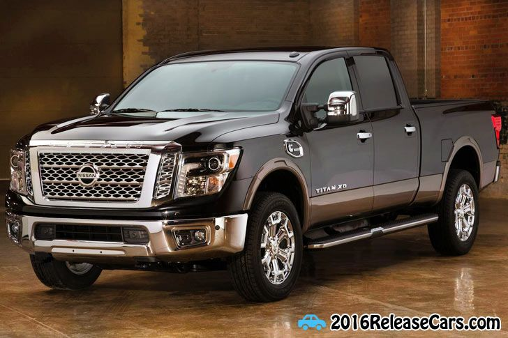 2016 Nissan Titan XD  http://newcarreviewz.com/2016-nissan-titan-xd-release-date-review/