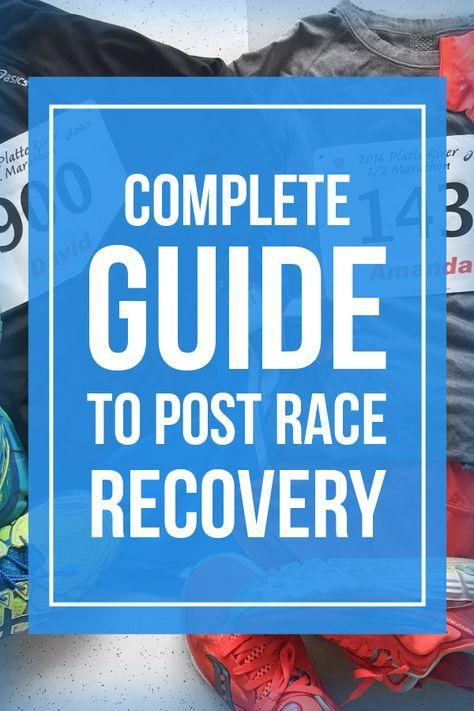 25+ beste ideeën over Marathon recovery op Pinterest - recovery plan