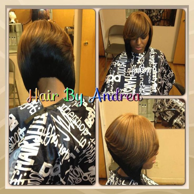 8 best hairstyles images on pinterest quick weave bob two toned bob pmusecretfo Image collections