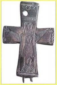 Kaptorga z Veľkej Mače z 9.-10. stor.