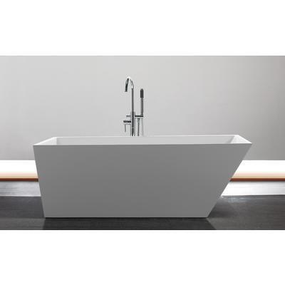 Jade Bath Adam 59 Po Baignoire Autoportante Ba1816