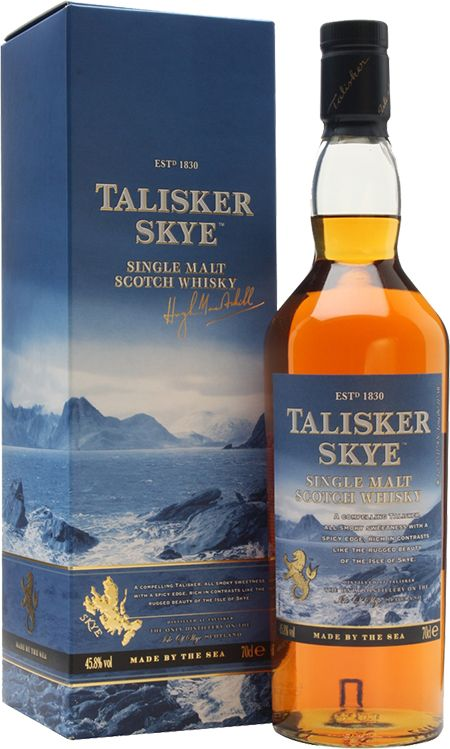 Whisky Review: Talisker Skye