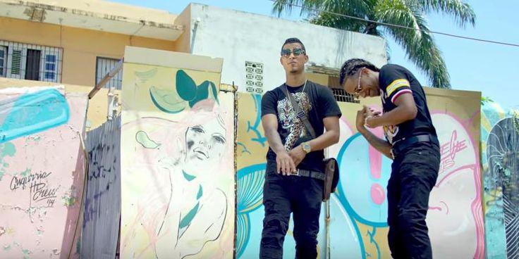 """El Nene La Amenaza """"Amenazzy"""" - Los Mismos Tenis ft La Manta"""
