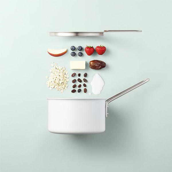 Del #cazo al #tazon ¿Qué desayunamos hoy? Unos minutos de tu tiempo, y tendrás…