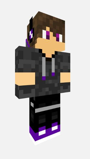 Here's another good Boy Minecraft Skin, AggeA, that was provided by an Epic Minecraft Skins fan. We're liking the colors scheme and the headphones on this ...