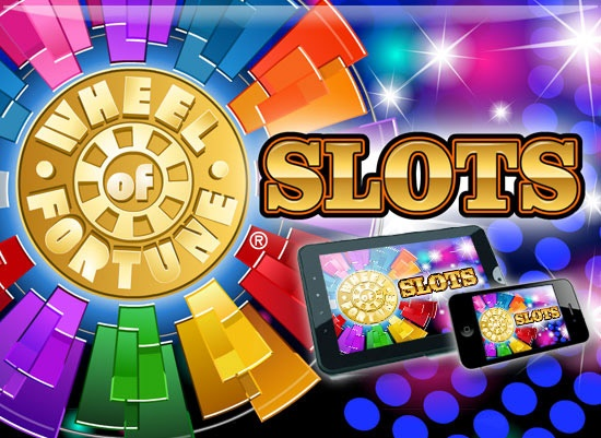 wheel of fortune slot games