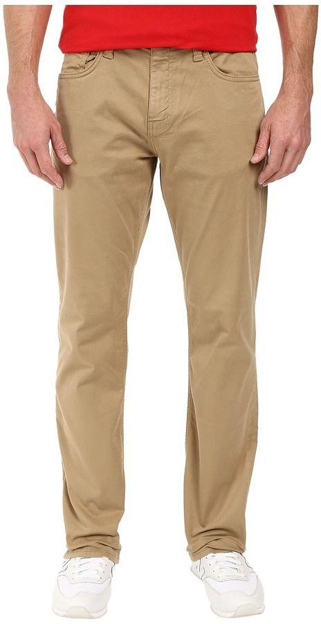 Mavi Jeans Myles Casual Straight in British Khaki