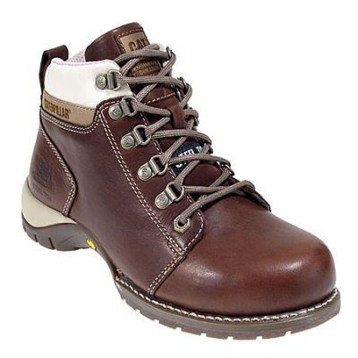 Caterpillar Boots: Women's Carlie Steel Toe 89674 Hiking Boots,    #Boots,    #89674,    #CAT