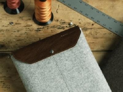 Love this - great way to keep your ipad warm!