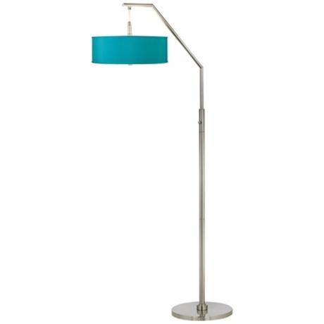 Die besten 25+ Teal floor lamps Ideen auf Pinterest | blaugrüner ...