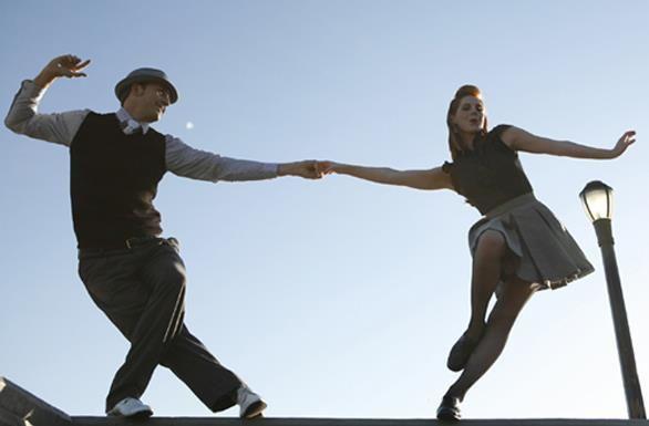 Танец свинг костюмы