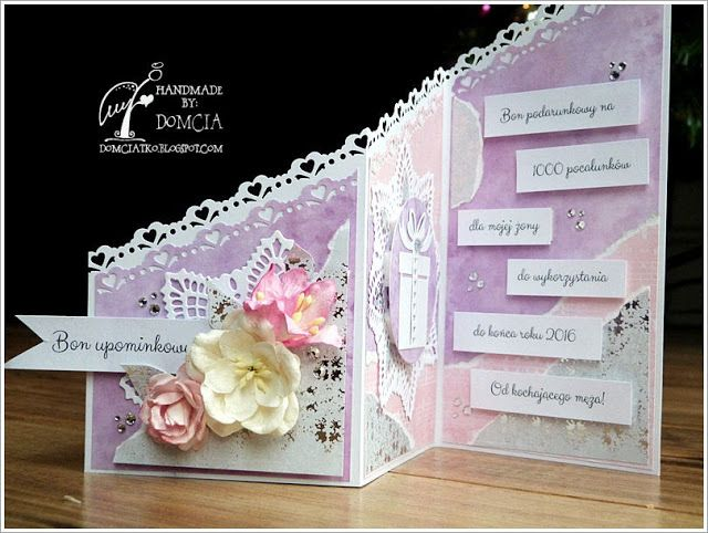 Scrap & Craft Cascade card using products form http://scrapandcraft.co.uk/ #cards #crafts #flowers