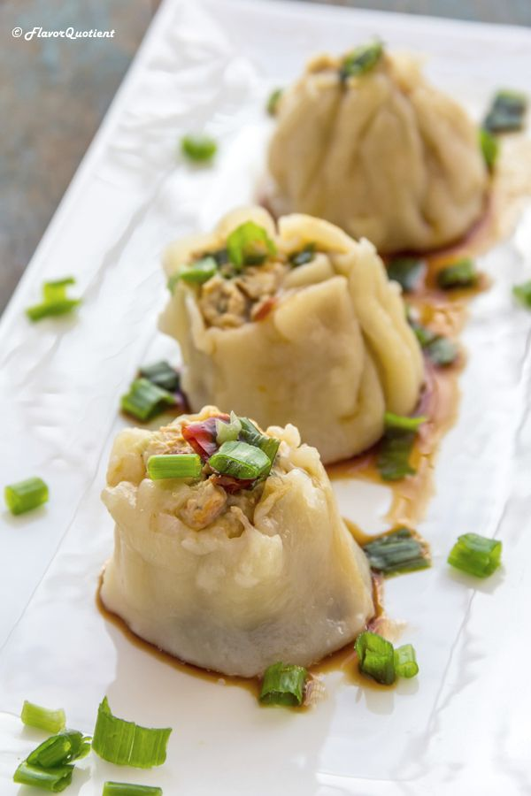 Chicken dim sum, the classic Chinese delicacy, is an uniquely special dish to enjoy on special occasions with friends and family. You may even save it for that special date night in!