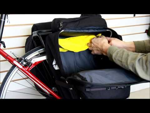 GT-54 Cycletouring pannier from Arkel