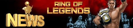 Credits promotion is active!  Until 16 Jan 2013 - 20:00 for each price category there will be a 30% credit bonus (already present in the catalog). #ringoflegends #wrestling #game  www.ringoflegends.com/rolnews.php
