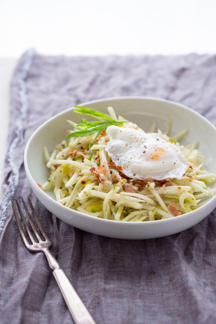 Kohlrabi Bistro Salad