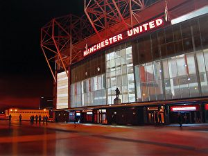 Theatre of Dreams by michael john ashcroft