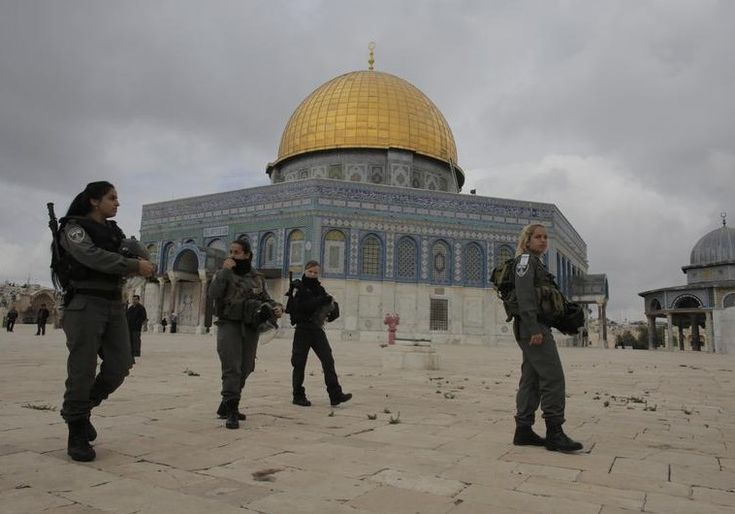 TEMPLE MOUNT VIOLENCE ENDANGERS THE LIVES OF JEWS EVERYWHERE - Israel's ambassador to Jordan, Daniel Nevo, warned that continued tension at holy site could also jeopardize peace with the Hashemite Kingdom.