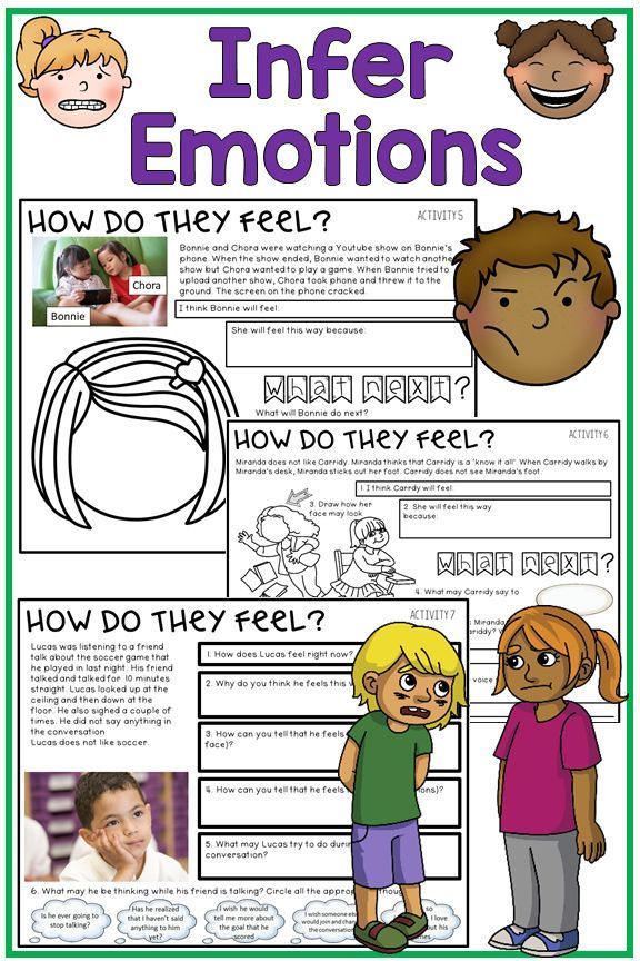 Social Inferences Worksheets And Activities Book 1 Social Skills For Kids Social Skills Activities Social Skills