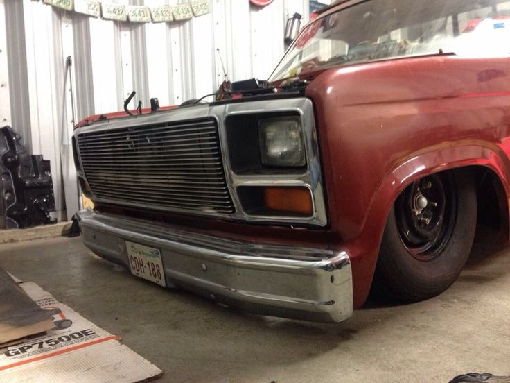 My Slammed 85 Ford F 150 I Ve Been Working On For Years