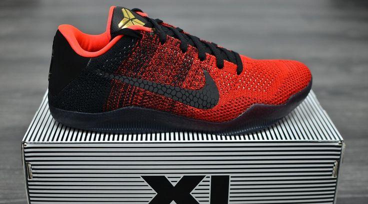 Here's What the 'Achilles Heel' Nike Kobe 11 Looks Like In-Hand
