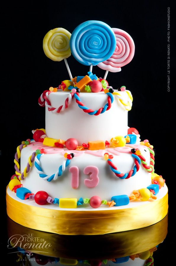 Cake Design Per Bambini Roma : 1000+ images about Lollipop   Candyland   Sweet Shoppe ...