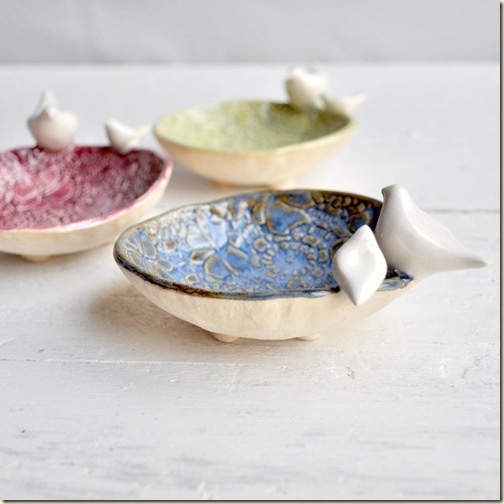 ceramic bowl for Mother's Day