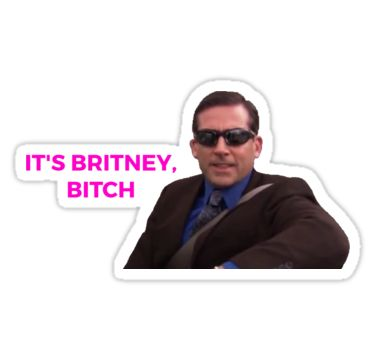 ec0b38557 Michael Scott (Steve Carell) of The Office • Also buy this artwork on  stickers, apparel, phone cases, and more. | techy | Stickers, The office  stickers, ...