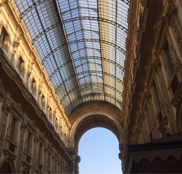 Arkista Onnea: Kesän retkiä: Milano + Duomon kattoterassi