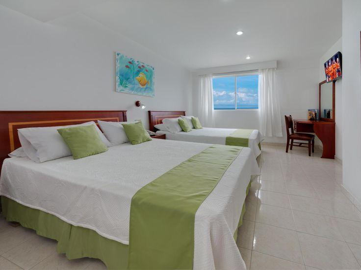 Hotel Dorado Plaza Cartagena, Colombia