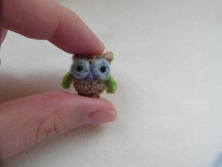 Mejores 78 imágenes de OwL Crochet Patterns en Pinterest   Patrones ...