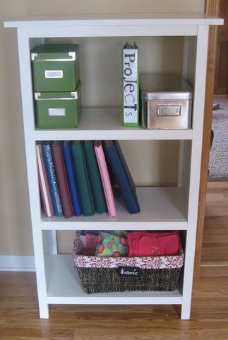 Ana White | Build a Simple Bookshelves, Tall/Thin | Free and Easy DIY Project and Furniture Plans