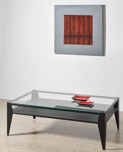 17 best ideas about tables basses en verre on pinterest for Meuble 110x50