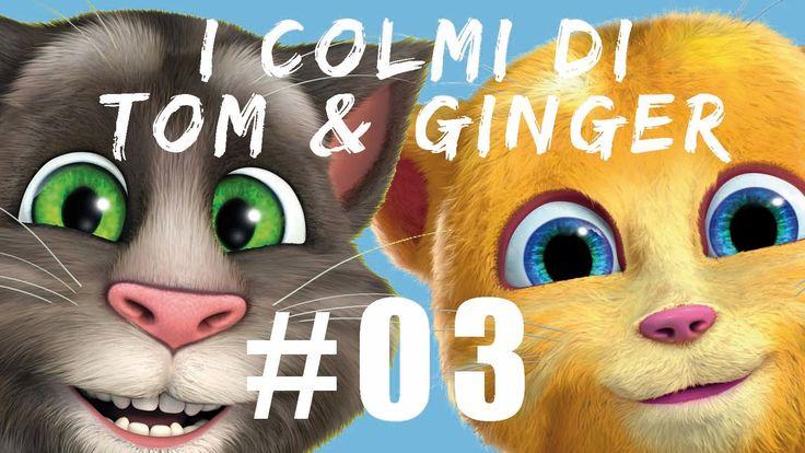 #03 Ridere con i Colmi per bambini raccontati da Tom & Ginger Playlist #...