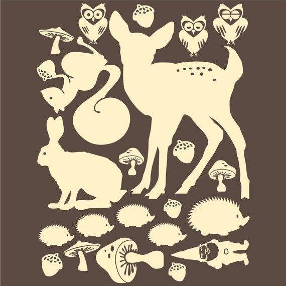 animal silhoutte