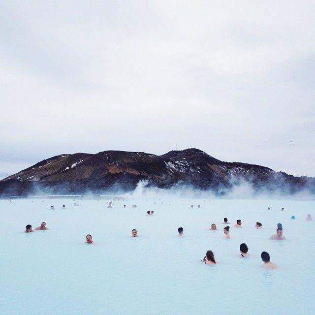 vacilandoelmundo:  Blue Lagoon, Iceland