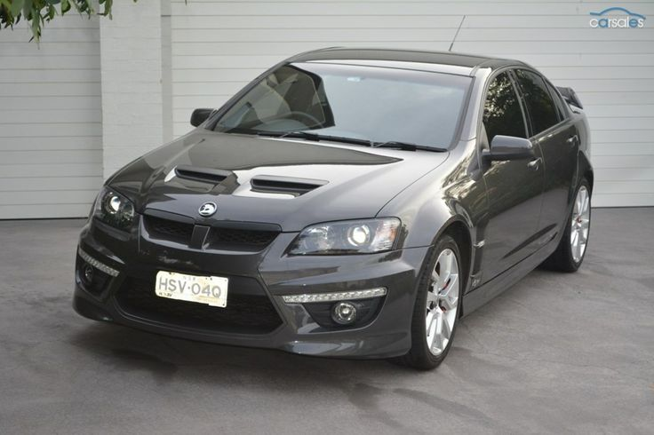 2010 Holden Special Vehicles Clubsport E Series 2 R8