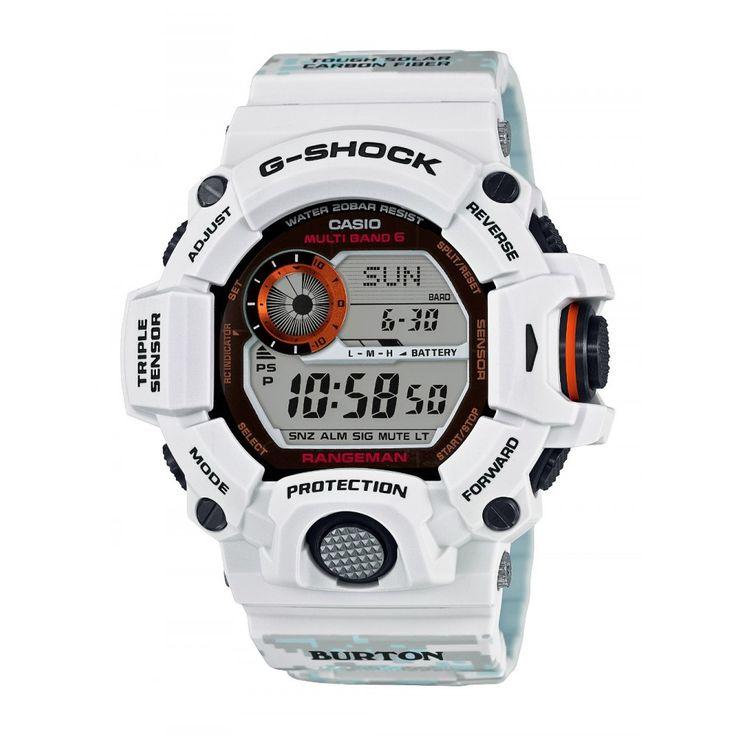 Casio G-Shock Specials GW-9400BTJ-8ER Burton w salonach Time Trend oraz na www.timetrend.pl