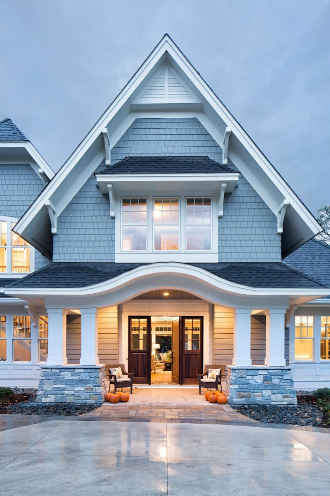 3705 best architecture images on pinterest house for Shingle style siding